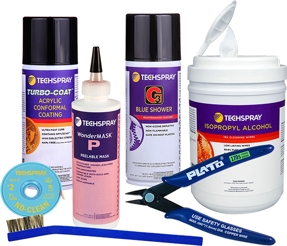 techspray-ITW-products