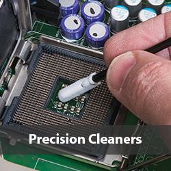 swabs that provide a high precision cleaning Chemtronics to maintain and repair your electronics consumables