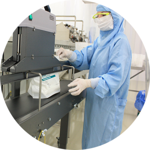 Contamination Control Wipes Production