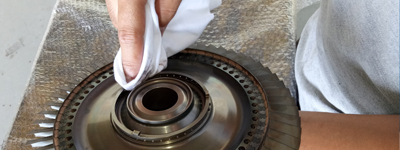 Aviation Cleaning Material