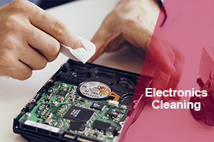 Electronics cleaning and repair solutions