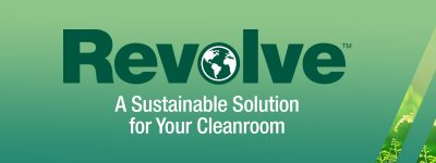 Texwipe Resolve sustainable