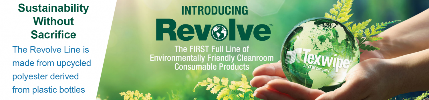 Revolve Sustainability Cleanroom